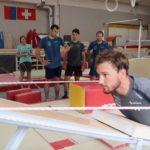 Des skieurs romands suent à grosses gouttes au Tessin