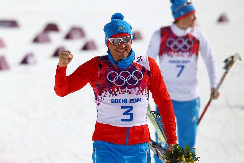 Legkov devra rendre ses médailles de Sotchi