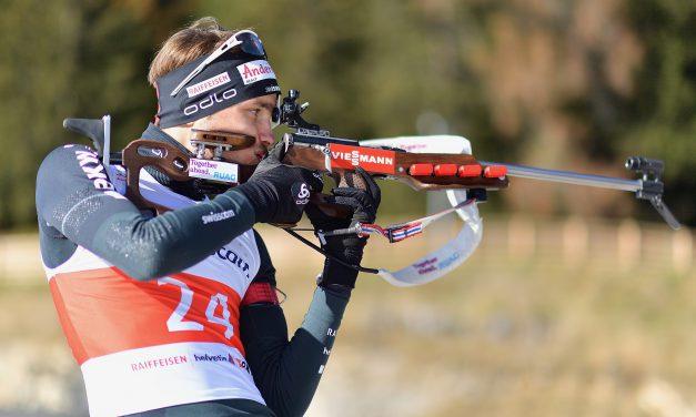 Ticket olympique en poche pour la Suisse