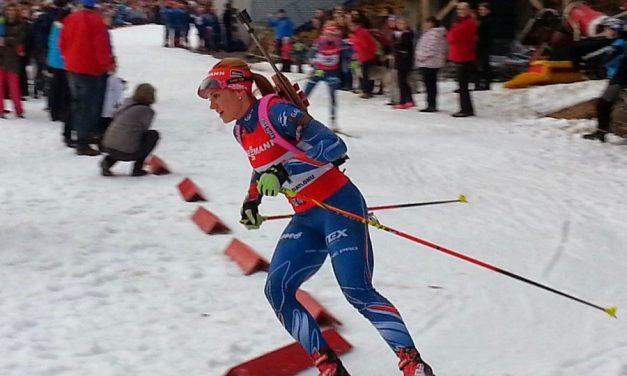Gabriela Koukalova, pas avant janvier