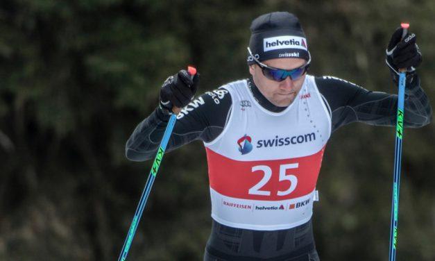 Erwan Käser se sent en forme olympique