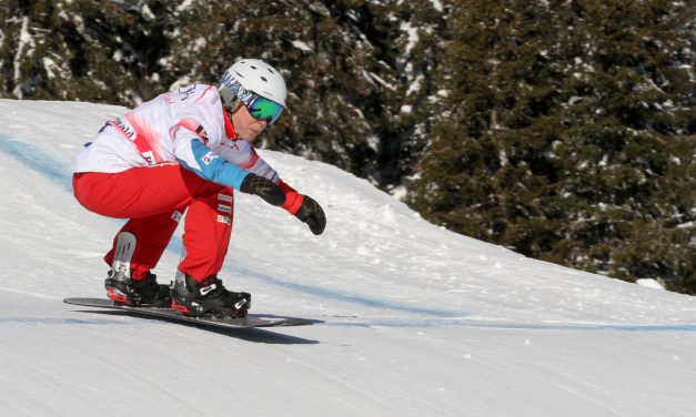 Les Jeux s'éloignent pour Simona Meiler