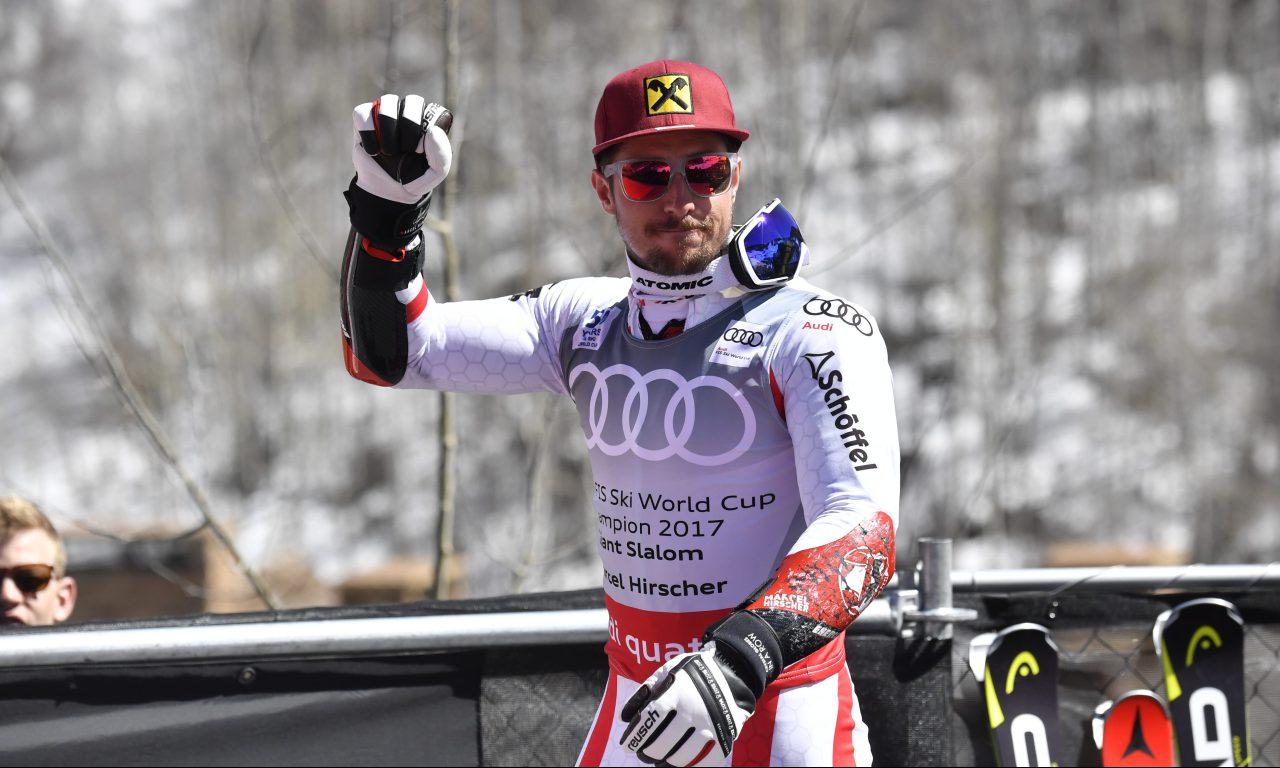 Hirscher ne peut toujours pas skier