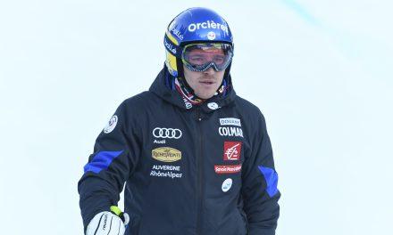 Giraud-Moine va bientôt skier à nouveau