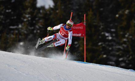 L'équipe de Suisse file à Panorama