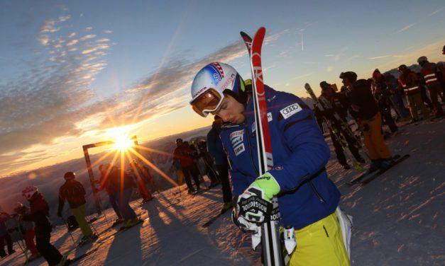 Carlo Janka sur les skis en décembre?
