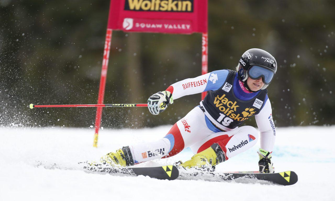 Simone Wild bientôt de retour sur les skis