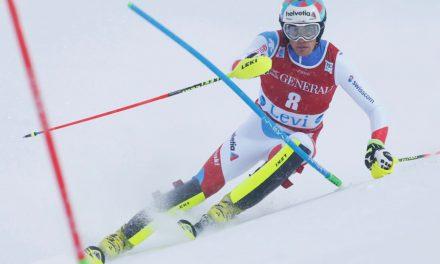 Les Suisses manquent le podium d'un rien