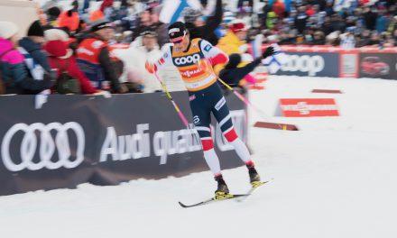 Triomphe norvégien à Lillehammer