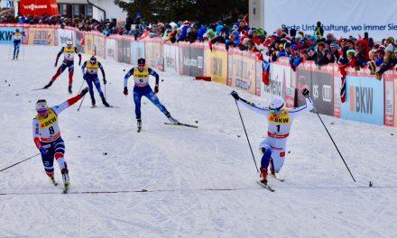 Retour sur le Davos Nordic en images