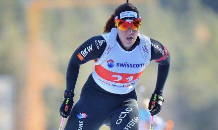 Onzième, Lena Häcki ira à PyeongChang