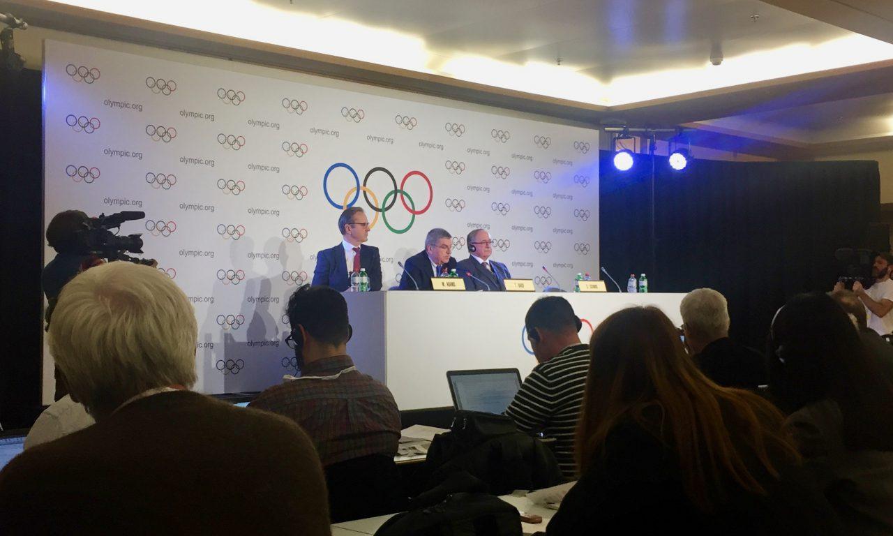 Russie suspendue, athlètes propres épargnés