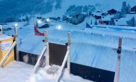 Le skicross d'Arosa repoussé au 17 décembre
