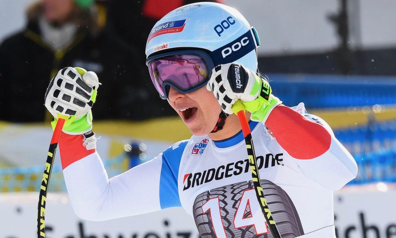 Etonnant doublé suisse à Saint-Moritz