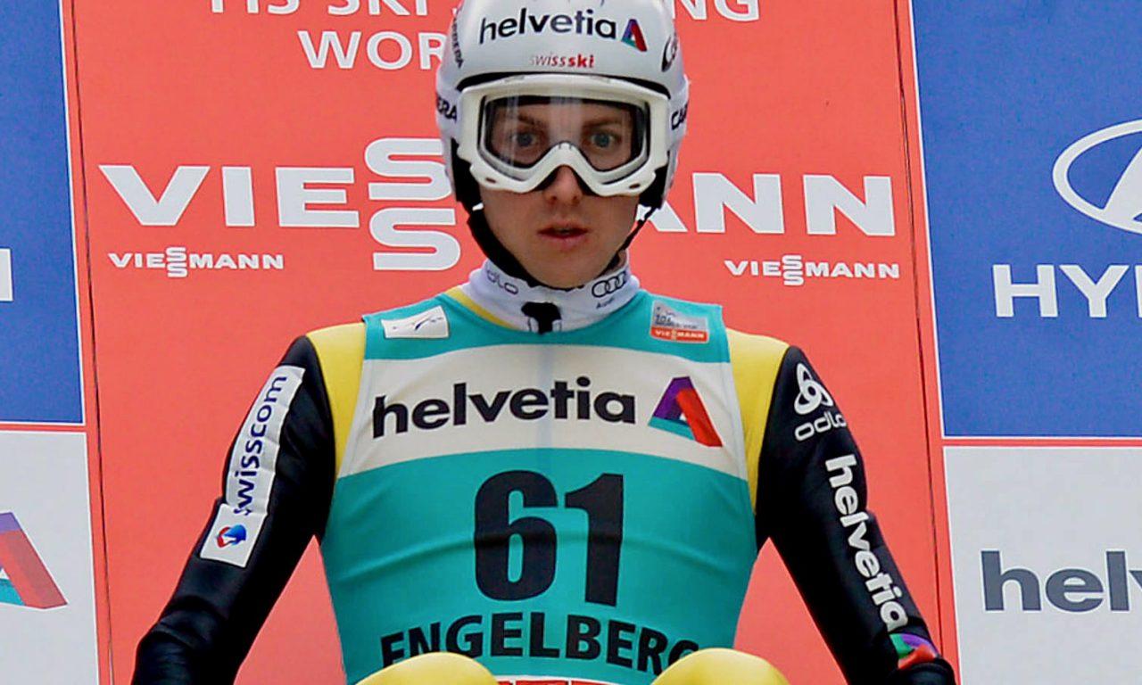Simon Ammann aux portes du Top 10