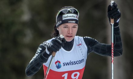 Nathalie von Siebenthal dans le Top 10