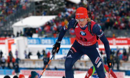 Anastasia Kuzmina au-dessus du lot