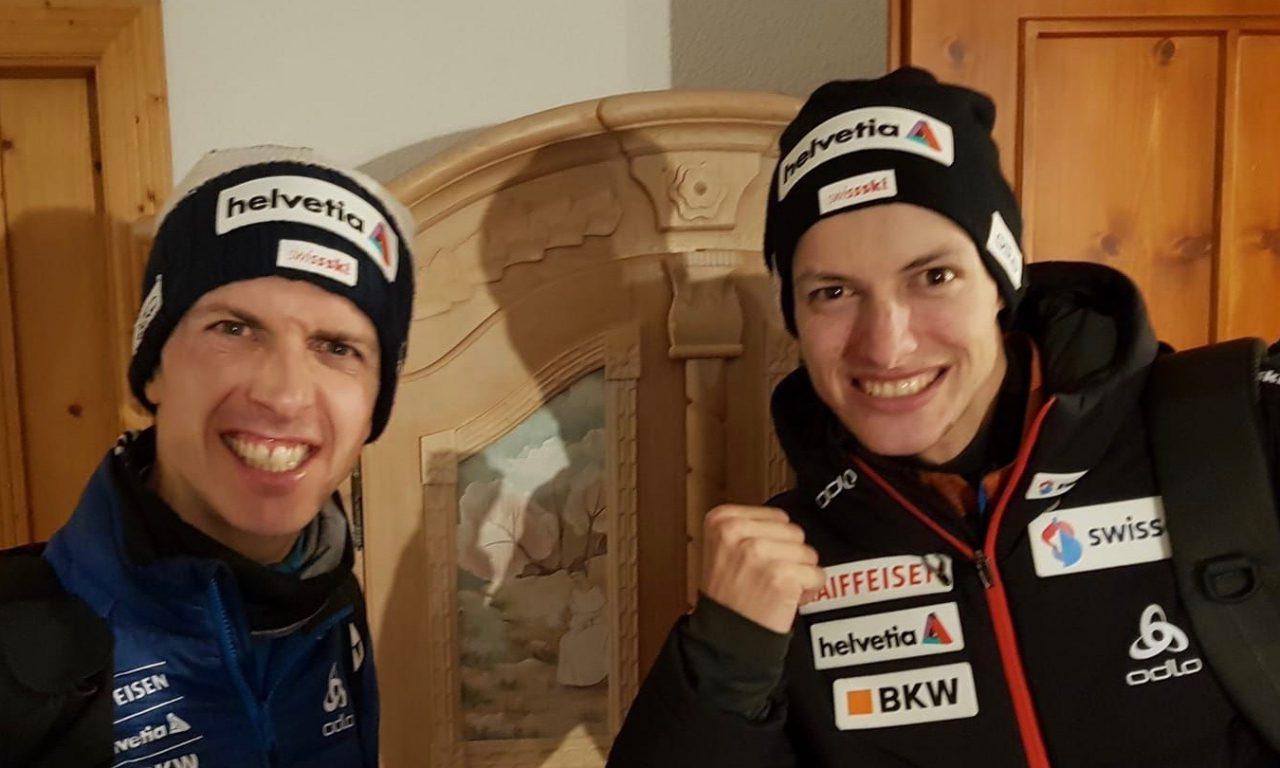 Les trois Suisses qualifiés à Innsbruck