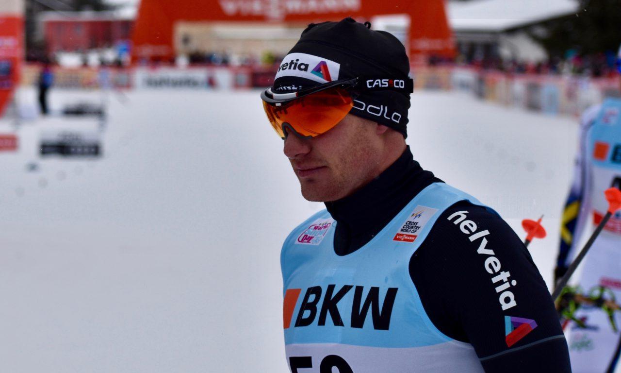 Cologna file vers la victoire sur le Tour de Ski
