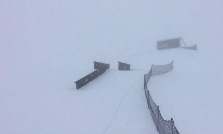 Journée pourrie à Laax, le slopestyle annulé