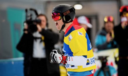 Nevin Galmarini vainqueur à Lackenhof!
