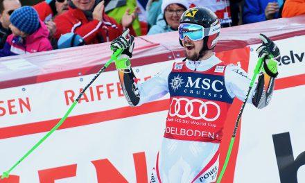 Marcel Hirscher plus fort que la Chuenisbärgli