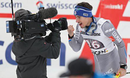 Victor Muffat-Jeandet surprend les Suisses