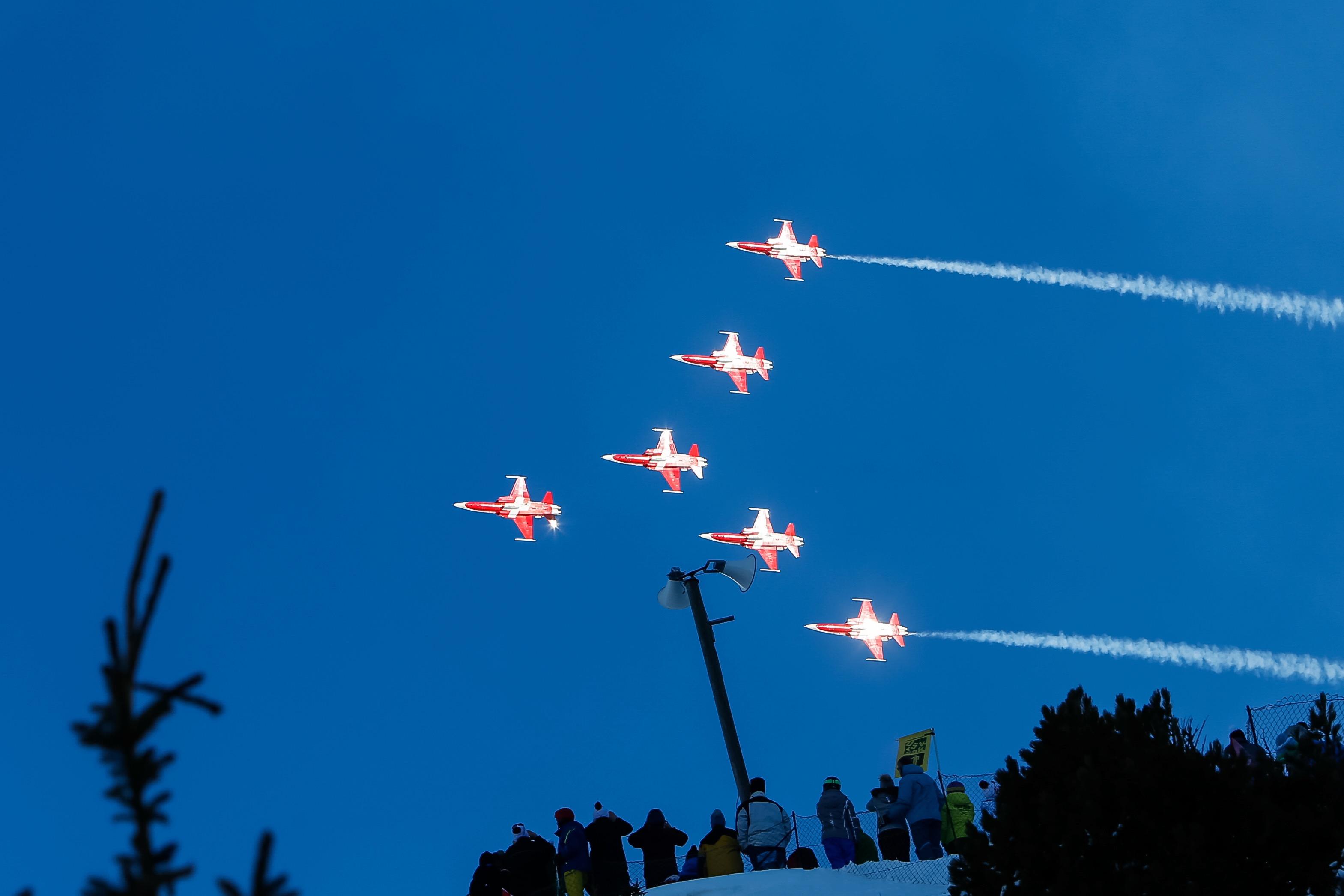 La patrouille suisse