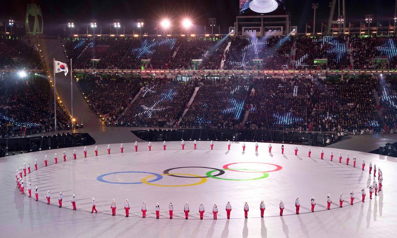 La flamme brille sur PyeongChang