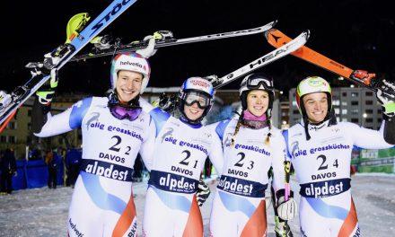 Le Team Event pour l'équipe de Suisse