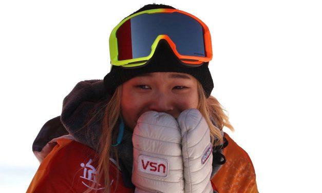 Chloe Kim, reine du halfpipe à PyeongChang