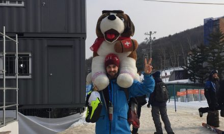 Barry, la nouvelle star du freeski helvétique