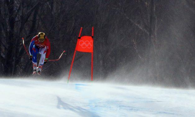 Le vent chamboule le programme à PyeongChang