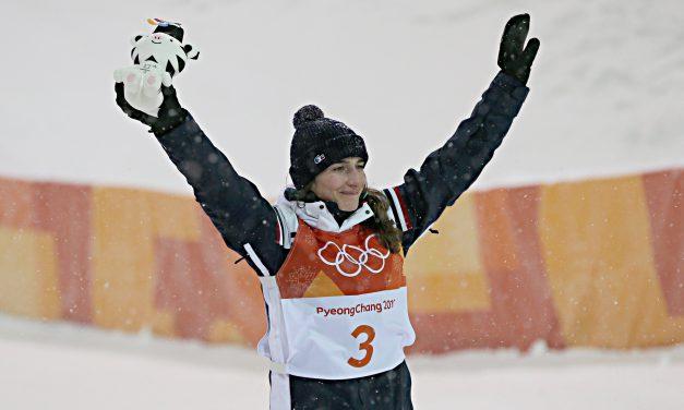 Perrine Laffont titrée sous la neige coréenne