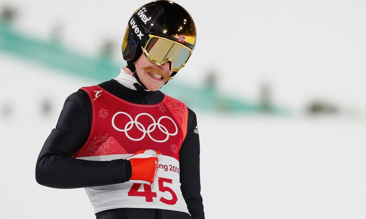 Le premier week-end olympique en 100 images