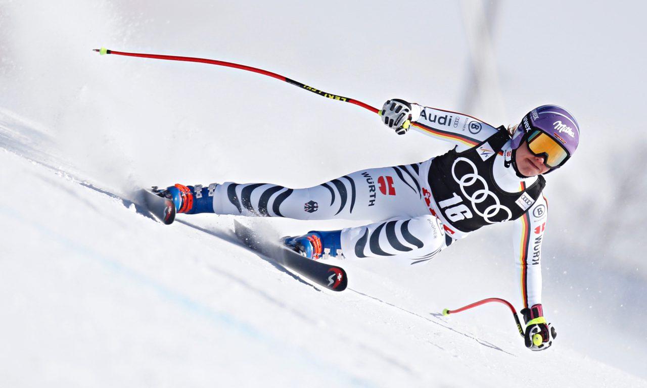 Géant annulé, Viktoria Rebensburg récompensée