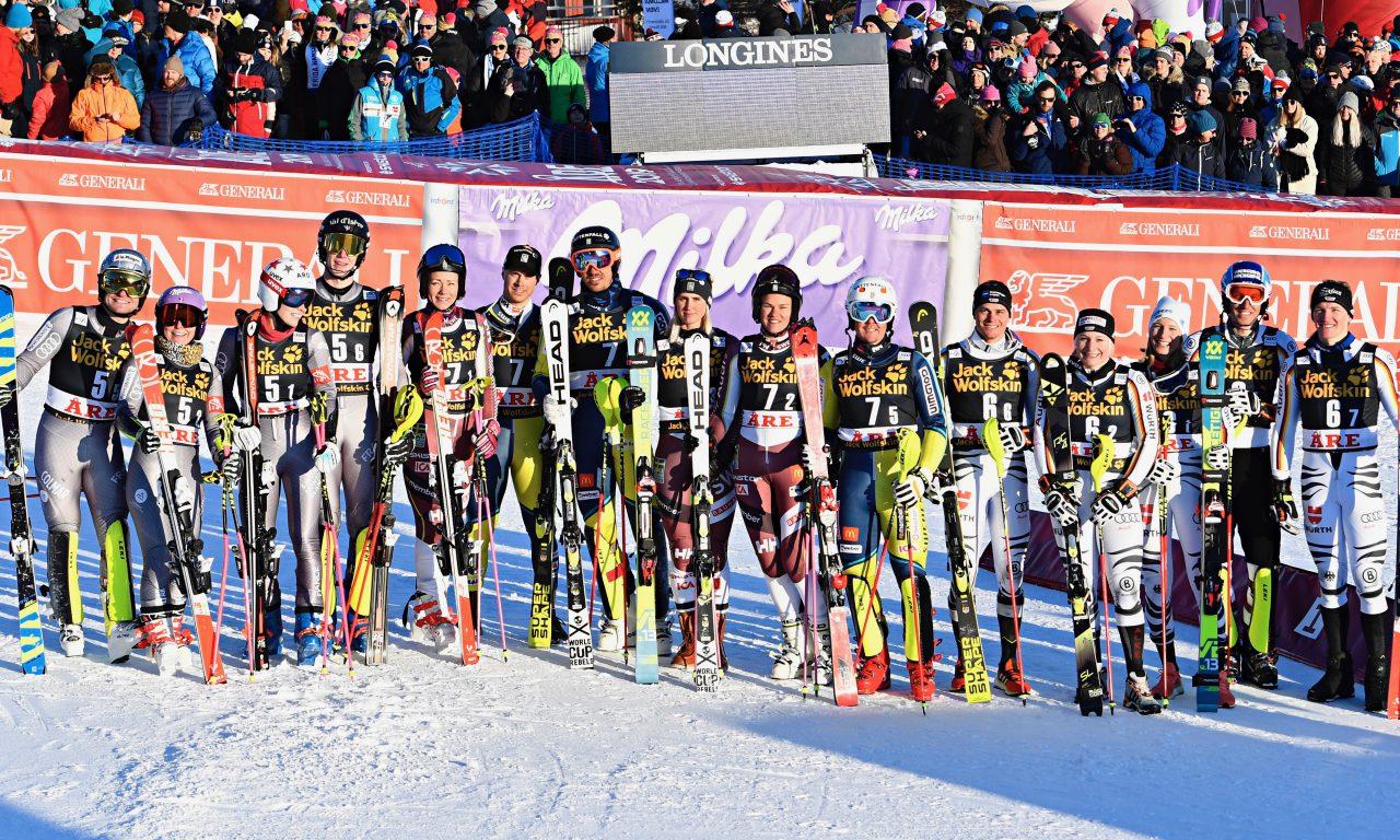 Pas de nouveau succès suisse lors du Team Event
