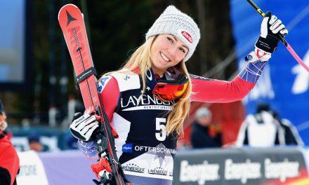 Mikaela Shiffrin gagne un nouveau Globe