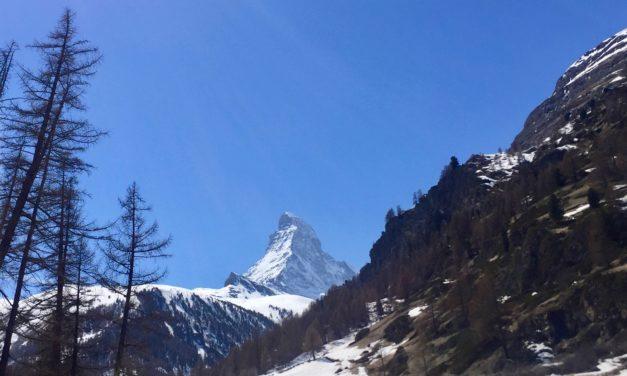Un temps idéal malgré la chaleur à Zermatt