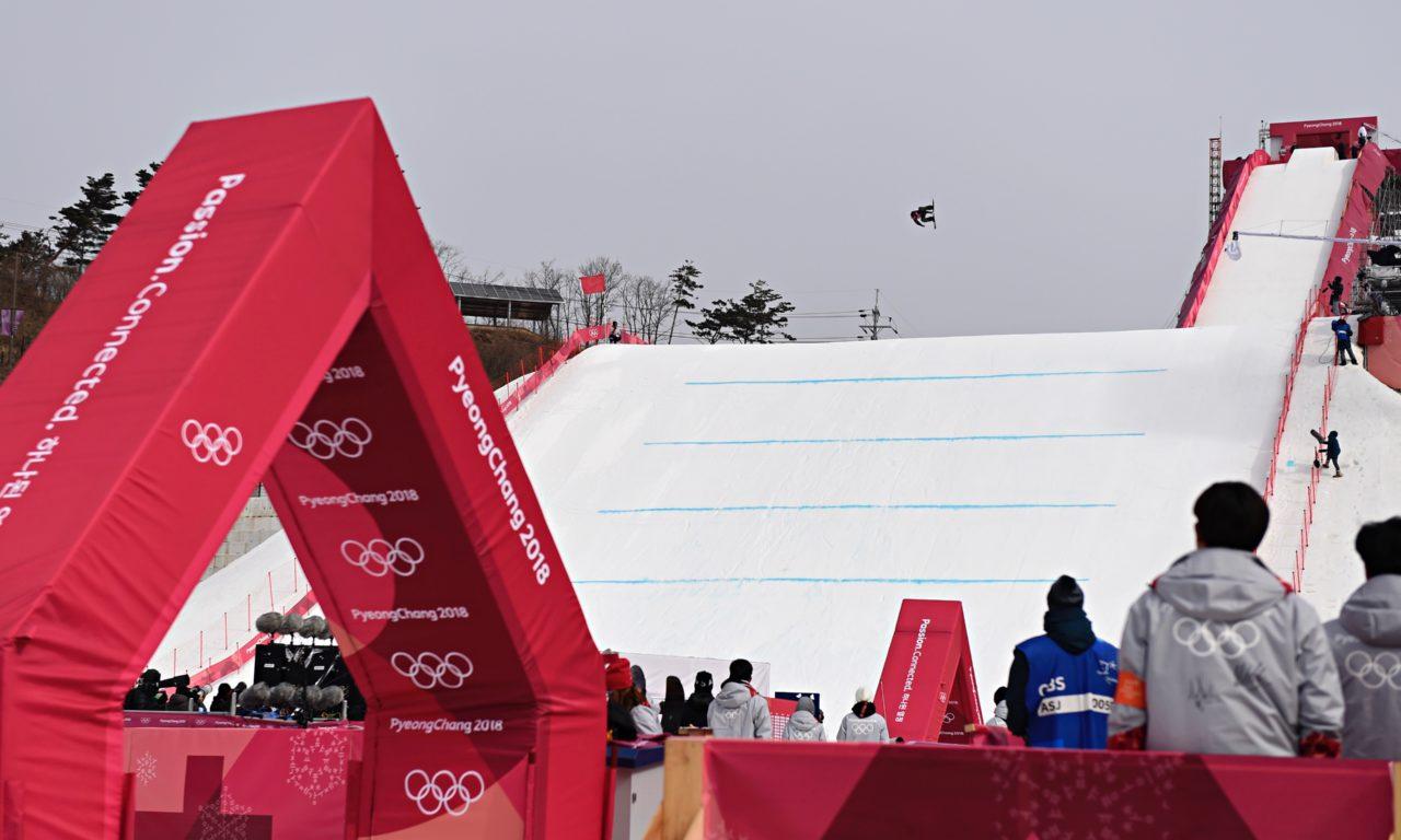 Du nouveau aux Jeux, mais toujours pas de télémark
