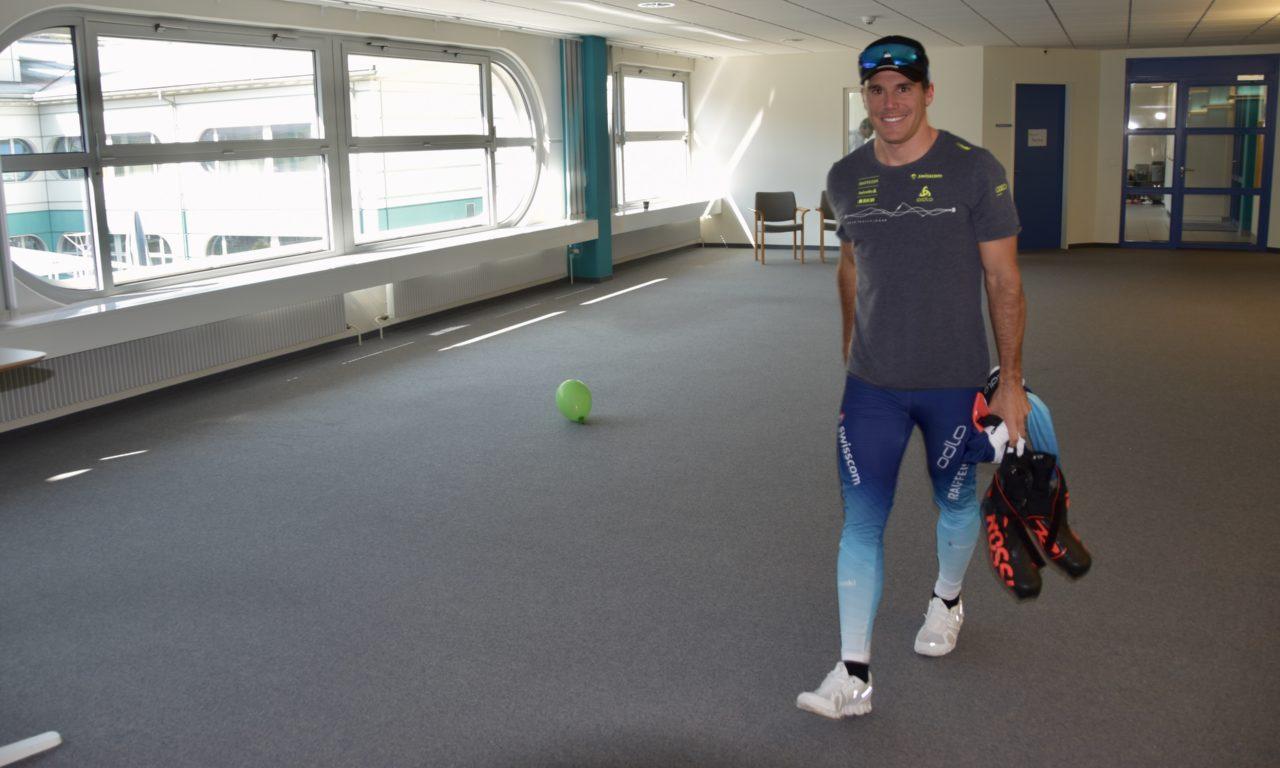 Les petits tracas des athlètes suisses #2