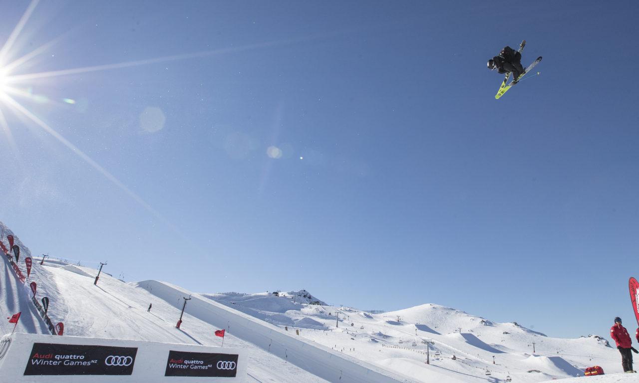 Andri Ragettli en finale, pas Valentin Morel