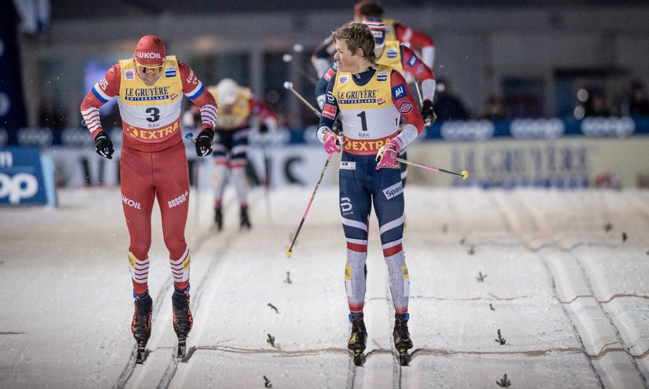 Bolshunov-Klaebo, la grande rivalité