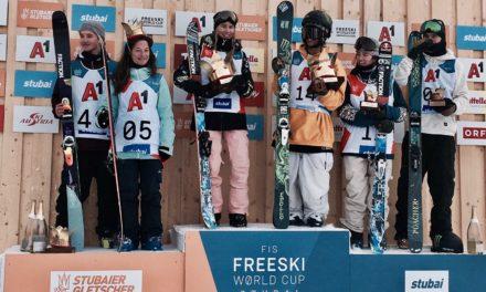 Nouveau podium pour Höfflin et Gremaud