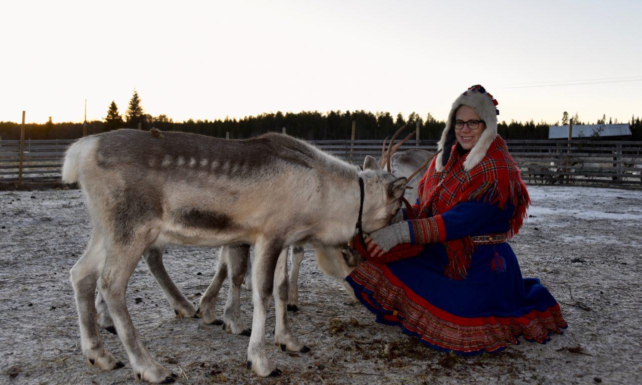 Dans le secret des rennes de Levi