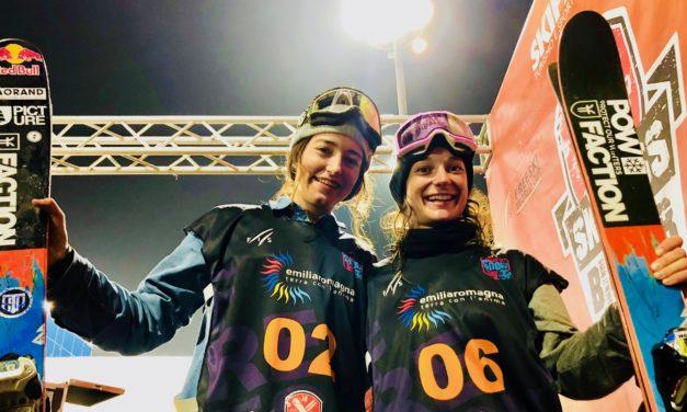Doublé pour Mathilde Gremaud et Sarah Höfflin