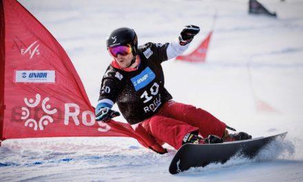 Le podium pour Galmarini et Zogg à Cortina
