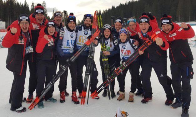 Weger et Finello: «Fiers de l'équipe»