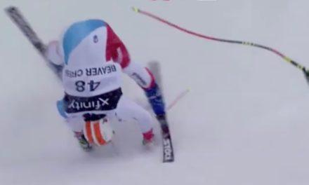 Kryenbühl et Hintermann chanceux après leur chute