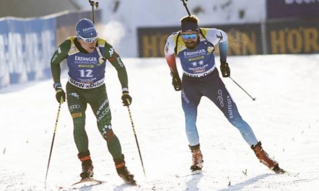 Weger et Finello s'illustrent à Hochfilzen